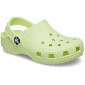 Crocs Classic Clogs Kids lime zest